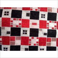 Printed Chenille Fabric