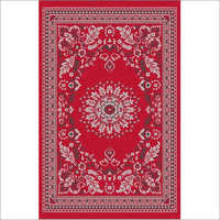 Red Cotton Carpet
