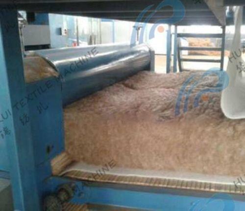 Coconut Coir Mattress Machine Plant