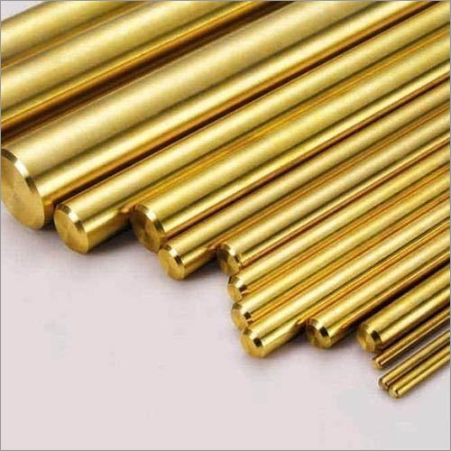 Brass Square Metal Rod