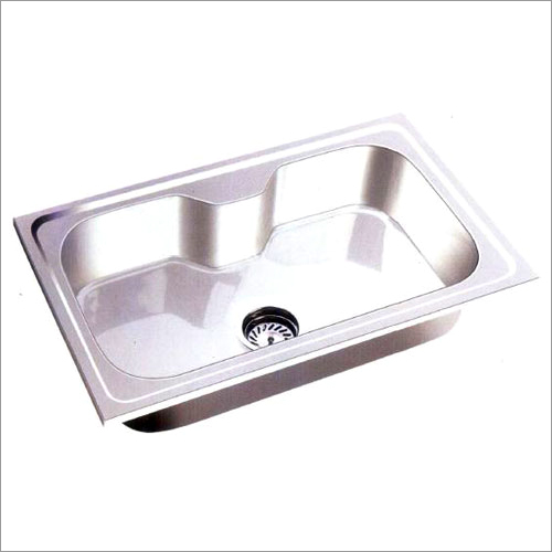 Stainless Steel Single Big Bowl Sink