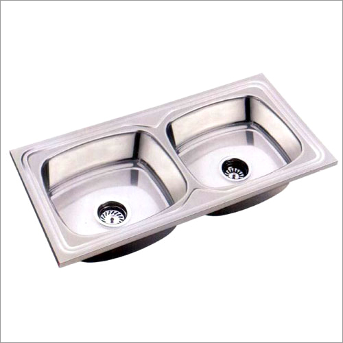 Stainless Steel Double Bowl Sinks