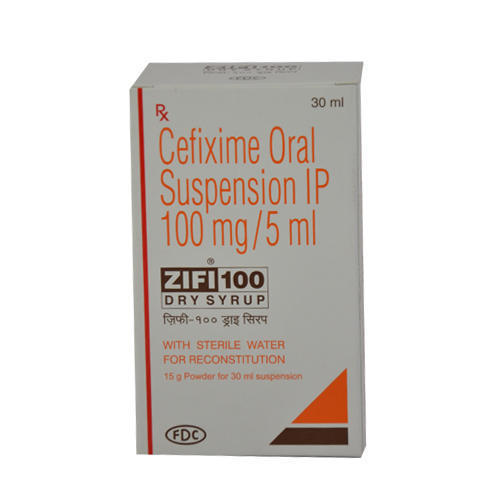 Cefixime Dry Syrup