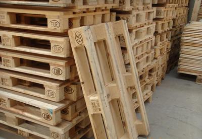 Wooden Euro Pallet Epal