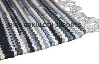Home Floor Decor 100% Cotton Chindi Rag Rug Carpets