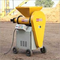 Cow Dung Making Machine