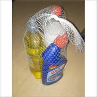 500ml Dishwash 500ml Toilet Cleaner 1ltr Phenyl