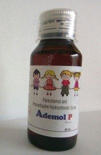 Paracetamol & Promethazine Suspension
