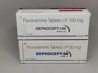 FLUVOXAMINE  50
