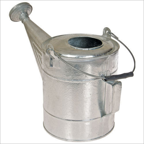 2 Gallon Galvanized Watering Can