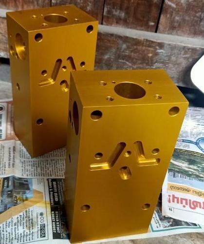 Thrissur Aluminium Hard Coat Black Anodizing Services