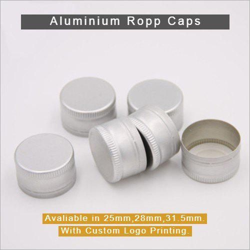 Ropp Aluminium Caps