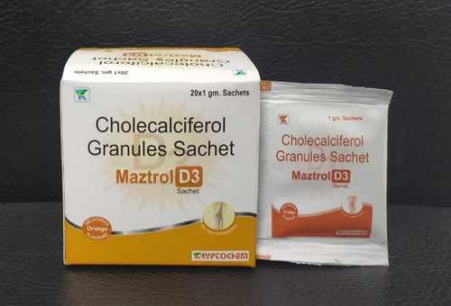 Cholecalciferol (Vitamin D3) sachet