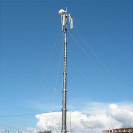 Telescopic Tube For Mast Application