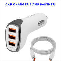 2 Amp Panther Car Charger