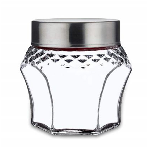 Glass Jar & Container