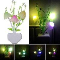 Mushroom Led Night Light