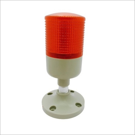 1 Tier LED Tower Light with Buzzer 24VDC