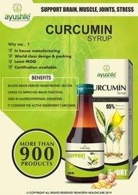 Ayushfe Curcumin Syrup