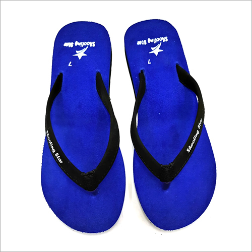 Ladies Colored Fancy Slipper