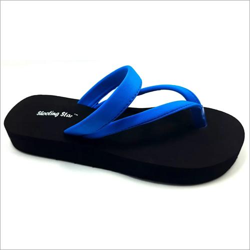 Ladies Soft Colored Fancy Slipper