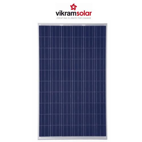 Vikram Solar Panels (10-100w)
