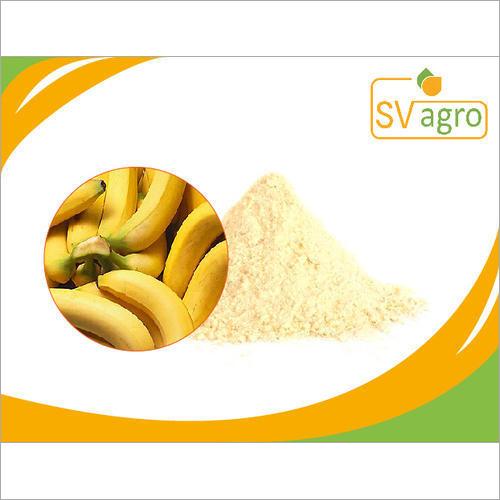 Spray Dried Banana Fruit Pulp Powder