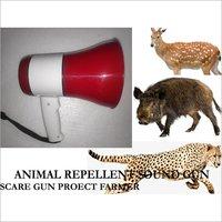 Animal Repellent Sound Gun