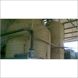 Vertical 4-Pass Thermic Fluid Heater