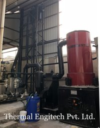 Vertical Thermic Fluid Heater