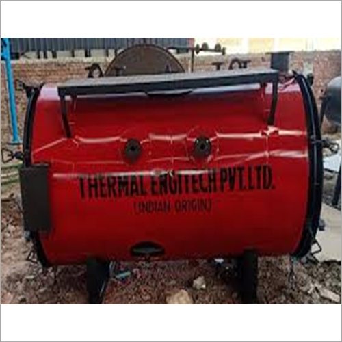 Natural Gas Fired Steam Boiler