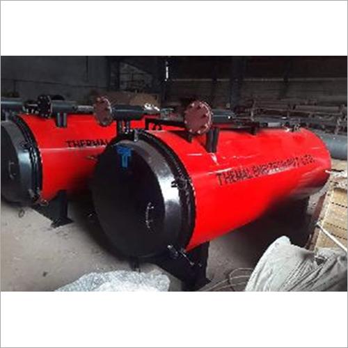 Gas Fire Horizontal Thermic Fluid Heater