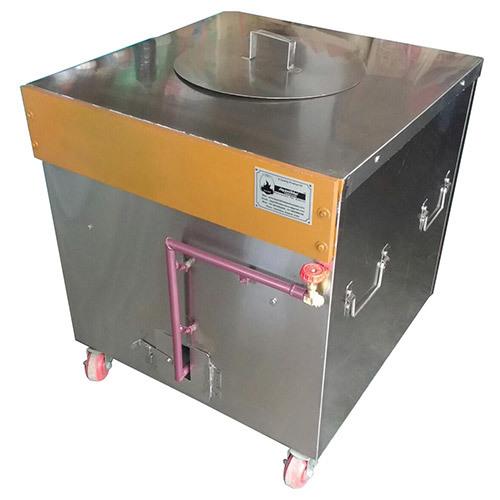 SS Kitchen Gas Tandoor
