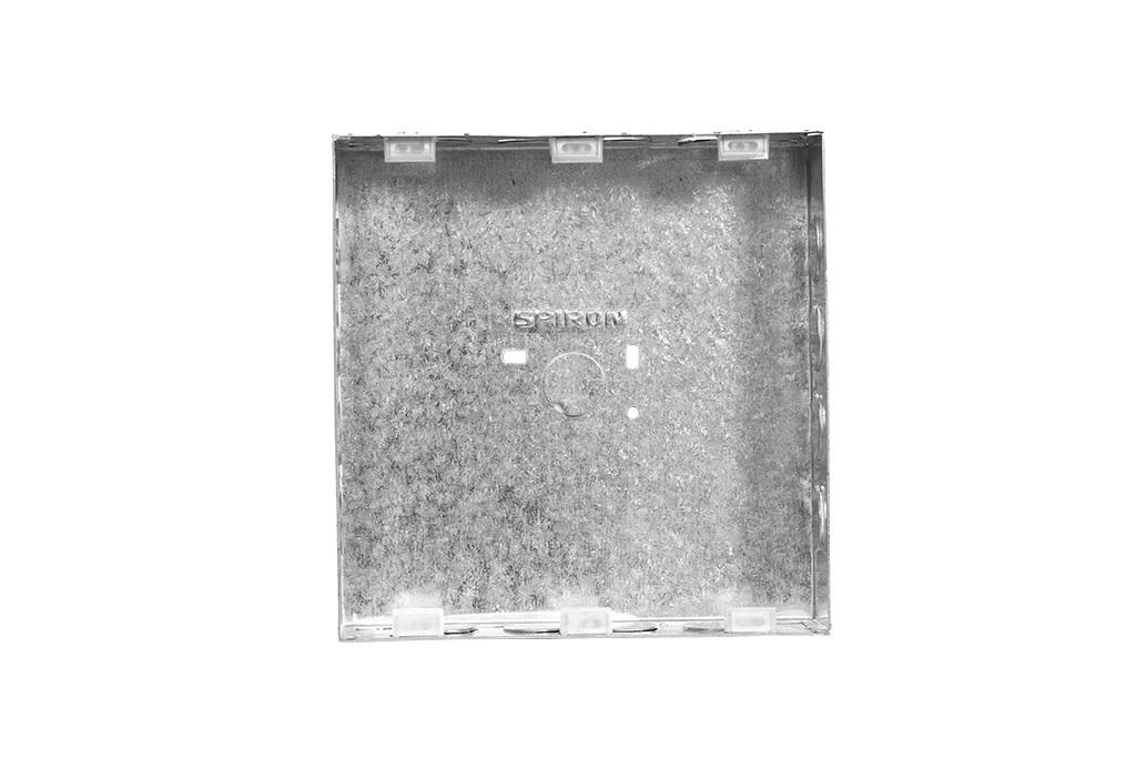 18 MODULE GI ELECTRICAL MODULAR BOX