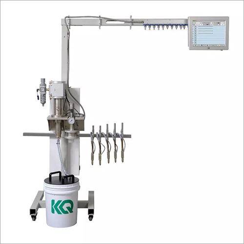 Cold Glue Application System Multiple Channels