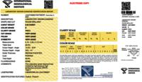 Round Brilliant Cut HPHT 0.53ct Diamond E VVS2 IGI Certified Lab Grown TYPE2 447089627