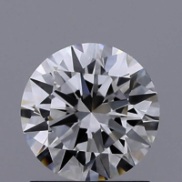 Round Brilliant Cut CVD 1.02ct Diamond F VVS2 IGI Certified Lab Grown TYPE2A 450028777