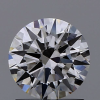 Round Brilliant Cut CVD 1.05ct Diamond