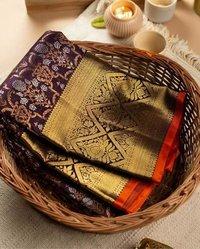 Ladies Banarasi Silk