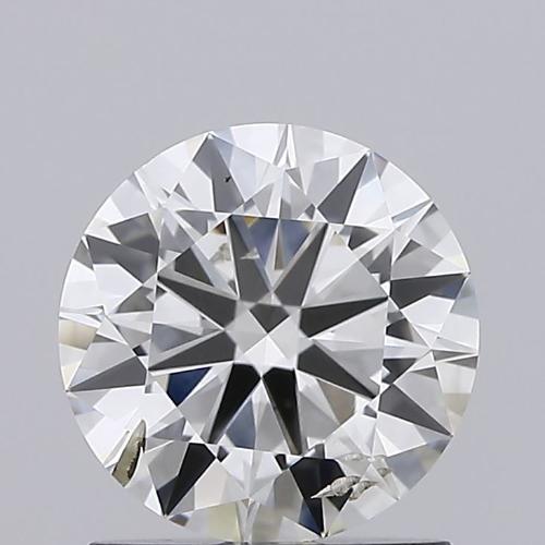 Round Brilliant Cut CVD 1.02ct Diamond