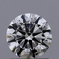 Round Brilliant Cut CVD 1.02ct Diamond
