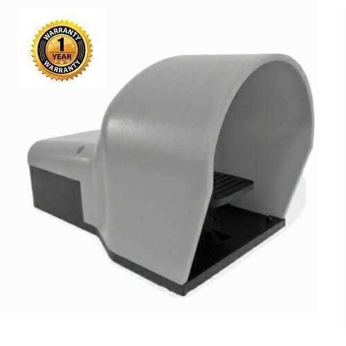 Foot Switch 1NO + 1NC ABS Plastic BIG Model