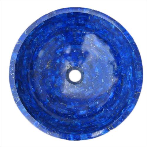 Lapis Round Wash Basins