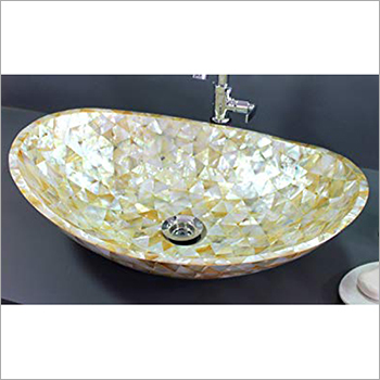 Mother Of Pearl Wash Basins