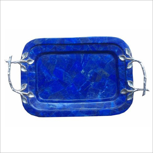 Square Lapis Trays