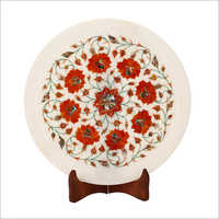 Decorative Marble Inlay Plates
