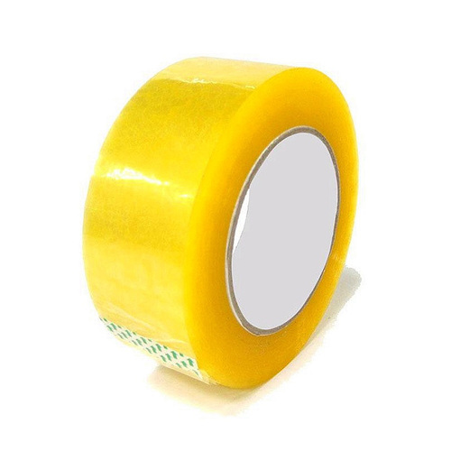 Yellow Transparent Tape