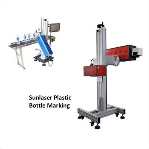 SLP-20W Plastic Bottle Laser Printing Machine