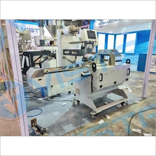 Servo Flow Wrap Machine