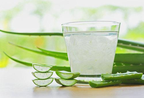 Herbs, Clays, Aloe-Vera Juice & Gel, Scrub Grains